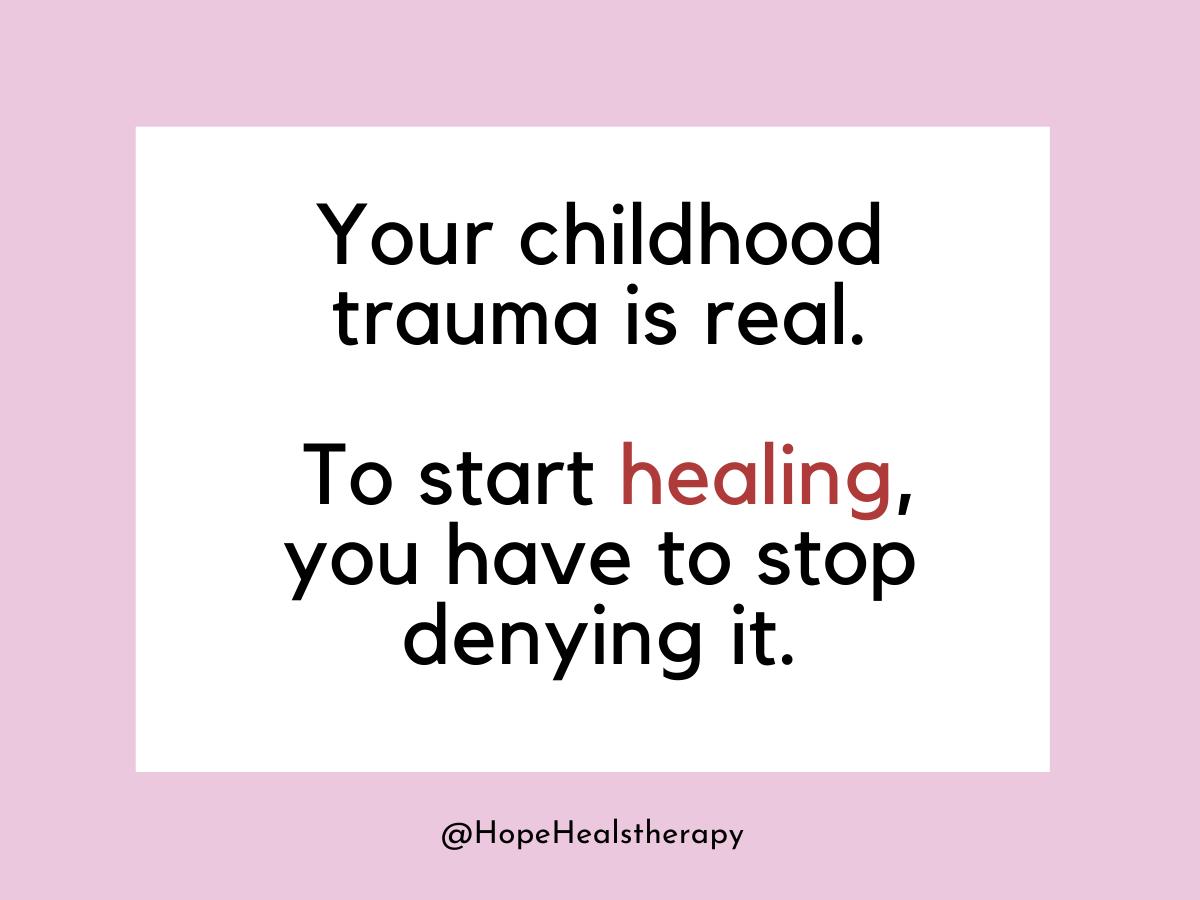 Childhood-trauma